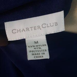Charter Club Tops - Long Sleeved  Shirt